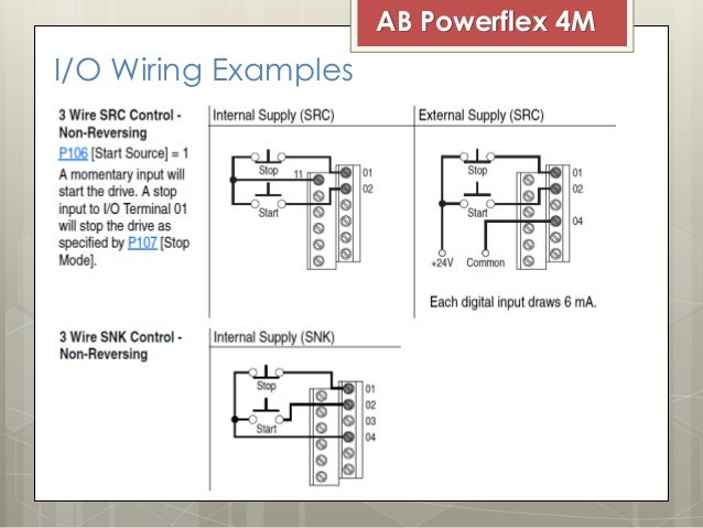 Powerflex 4 Wiring Diagram