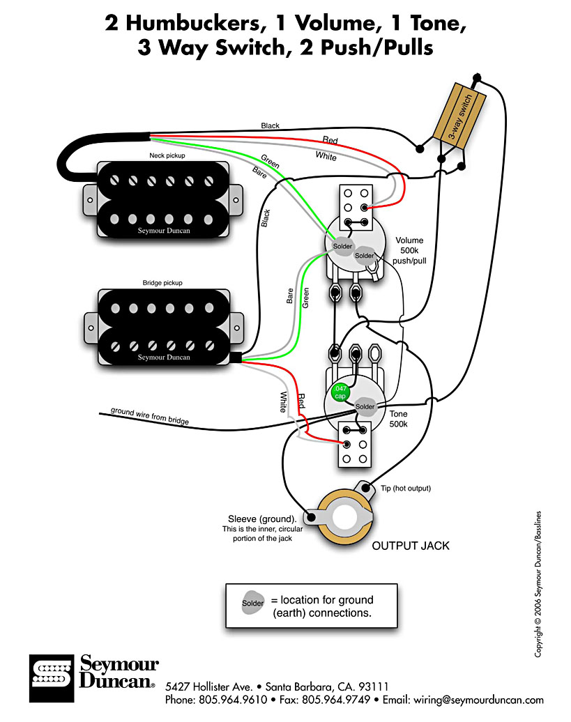 Custom 24 Prs Wiring Diagram from wiringall.com