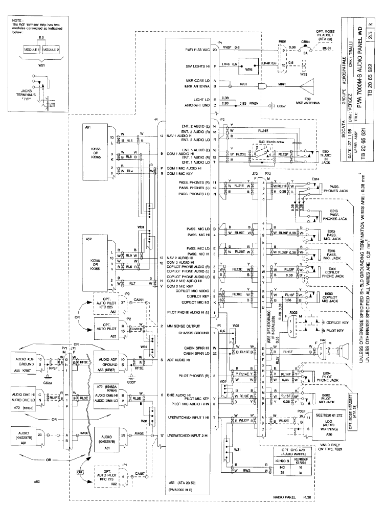 rauland intercom wiring diagram
