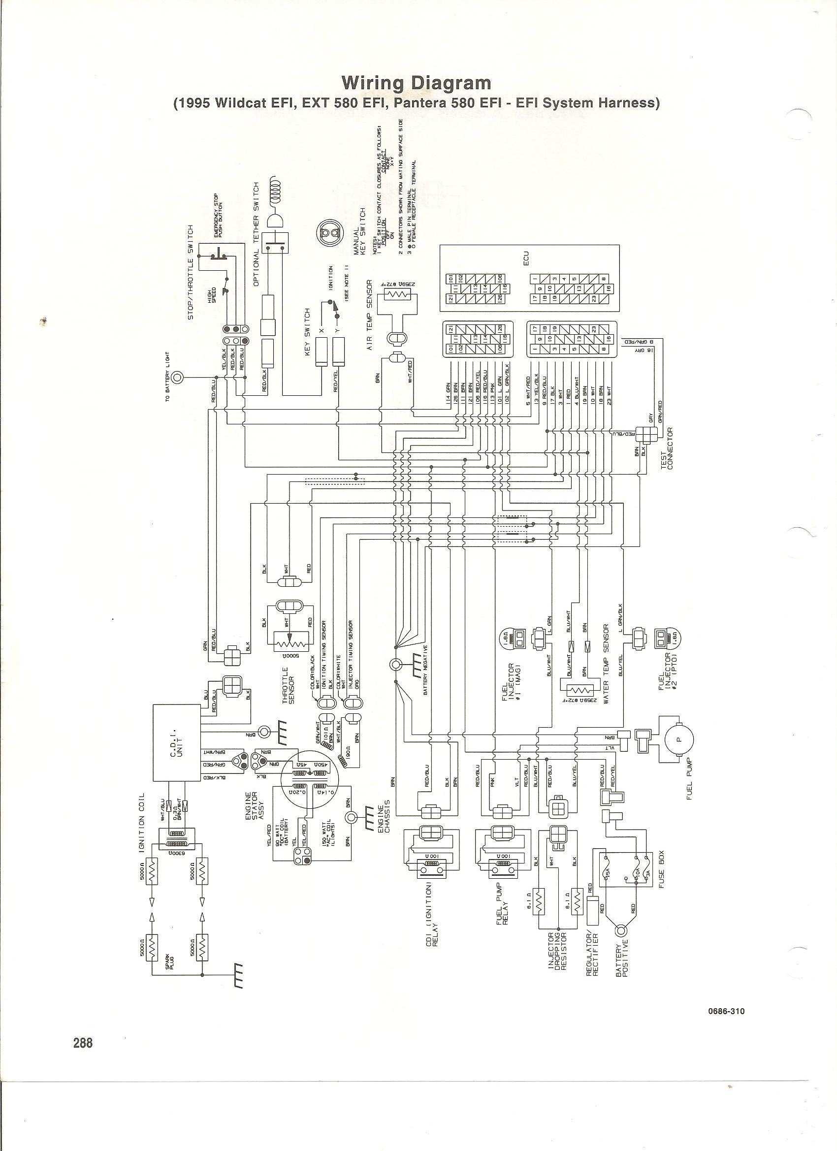 Rectifier Wiring Diagram For 1995 Zx6