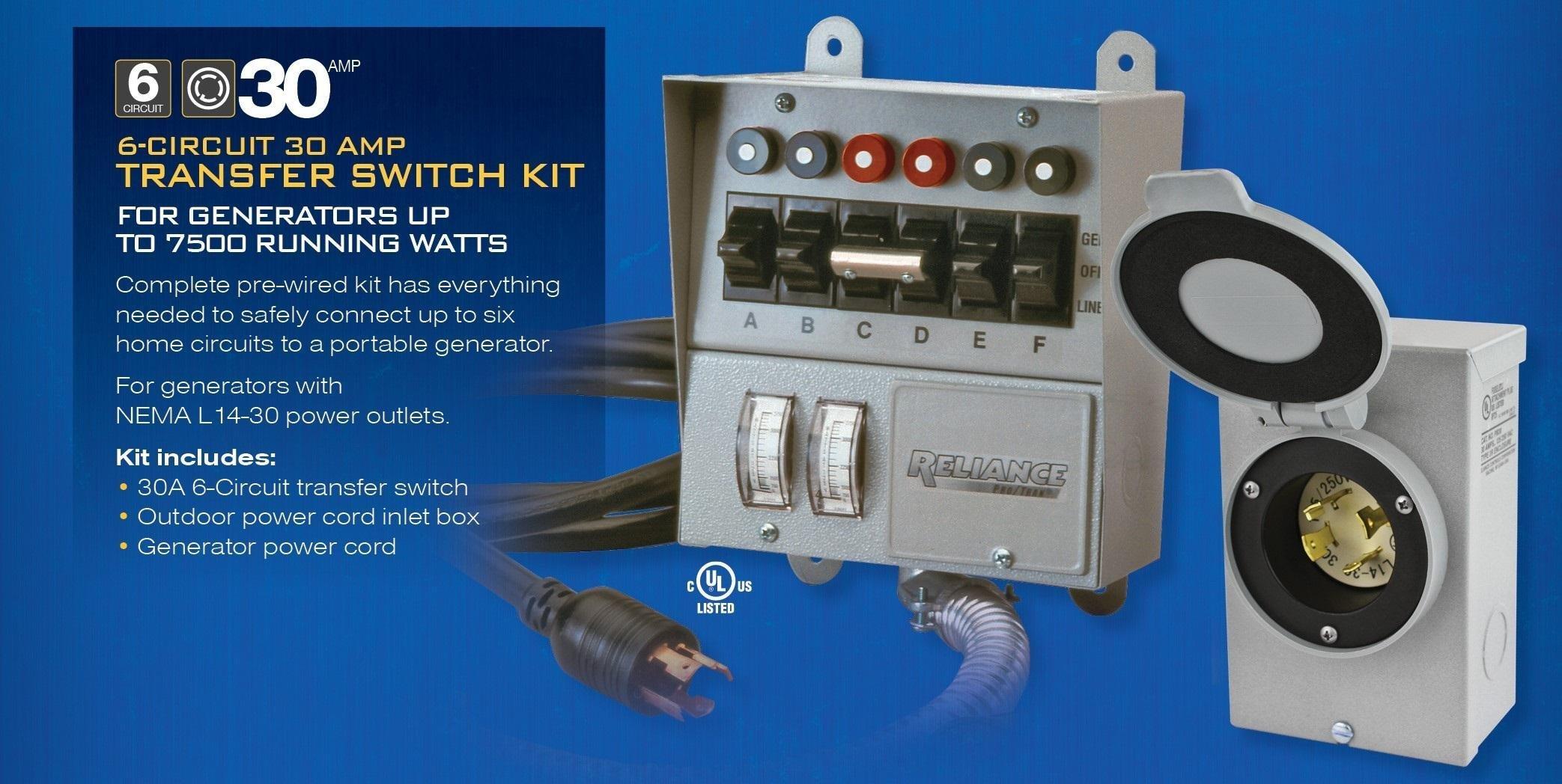 Reliance Protran Transfer Switch Wiring Diagram