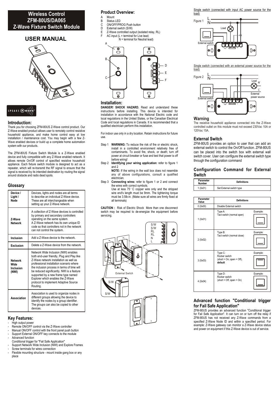 Remot Zfm 80 Wiring Diagram With Fire