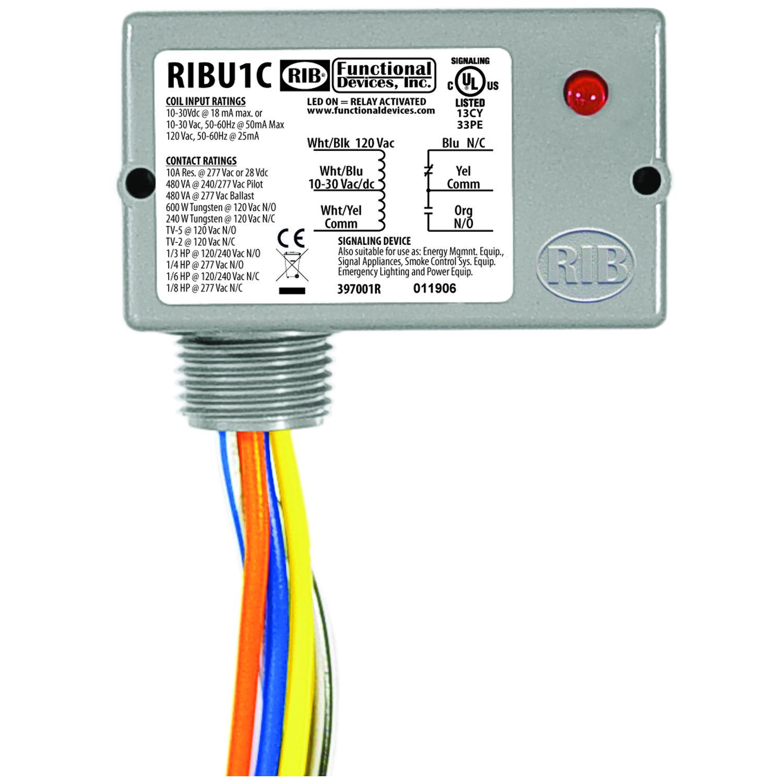 Wiring Hvac Relay