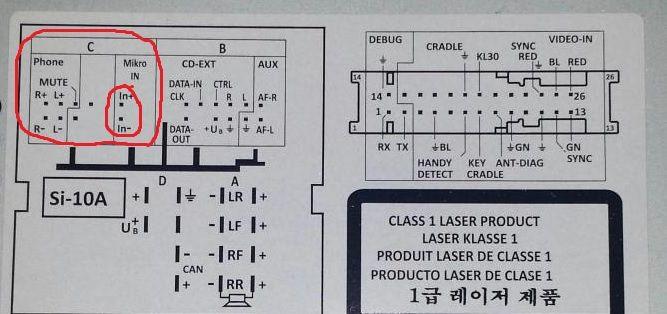 Rns 510 Wiring Diagram