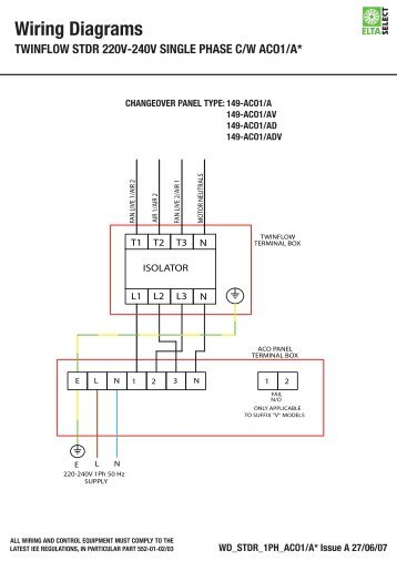 Rs51 Voltage Regulator Wiring Diagram