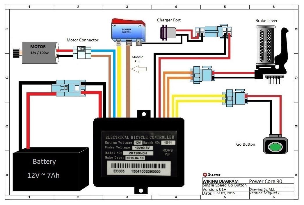 Freedom Scooter Wiring Diagram Gota Wiring Diagram
