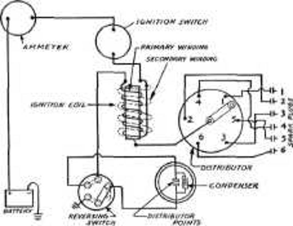 1967 Seasprite Ignition Switch Wiring Diagram