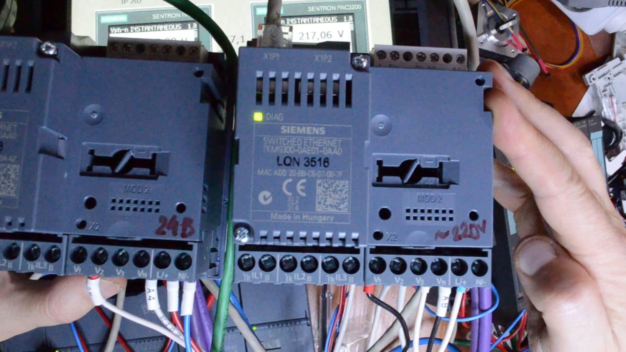 Sentron Pac3200 Wiring Diagram