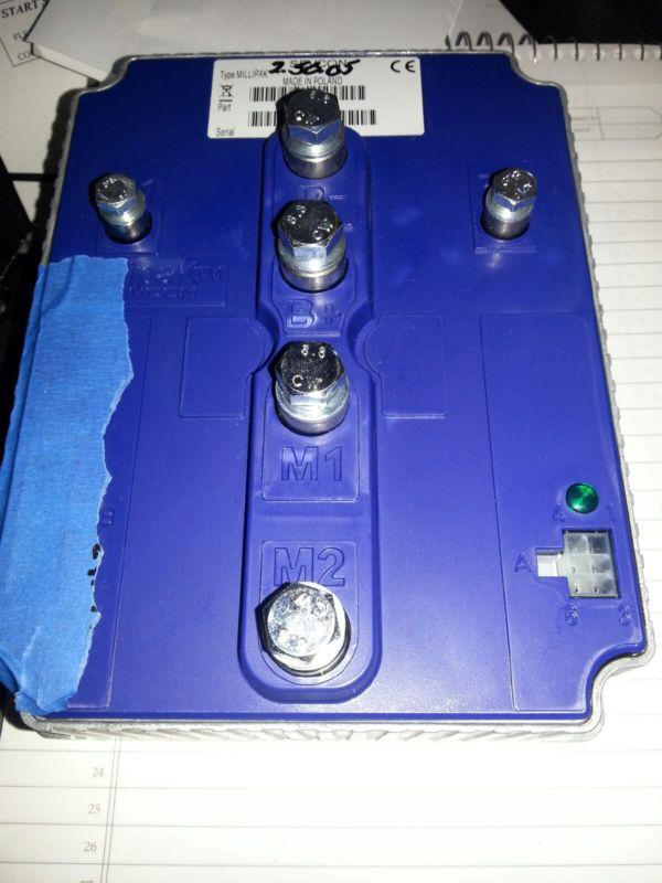 Sevcon Millipak Controller Wiring Diagram 2009104426