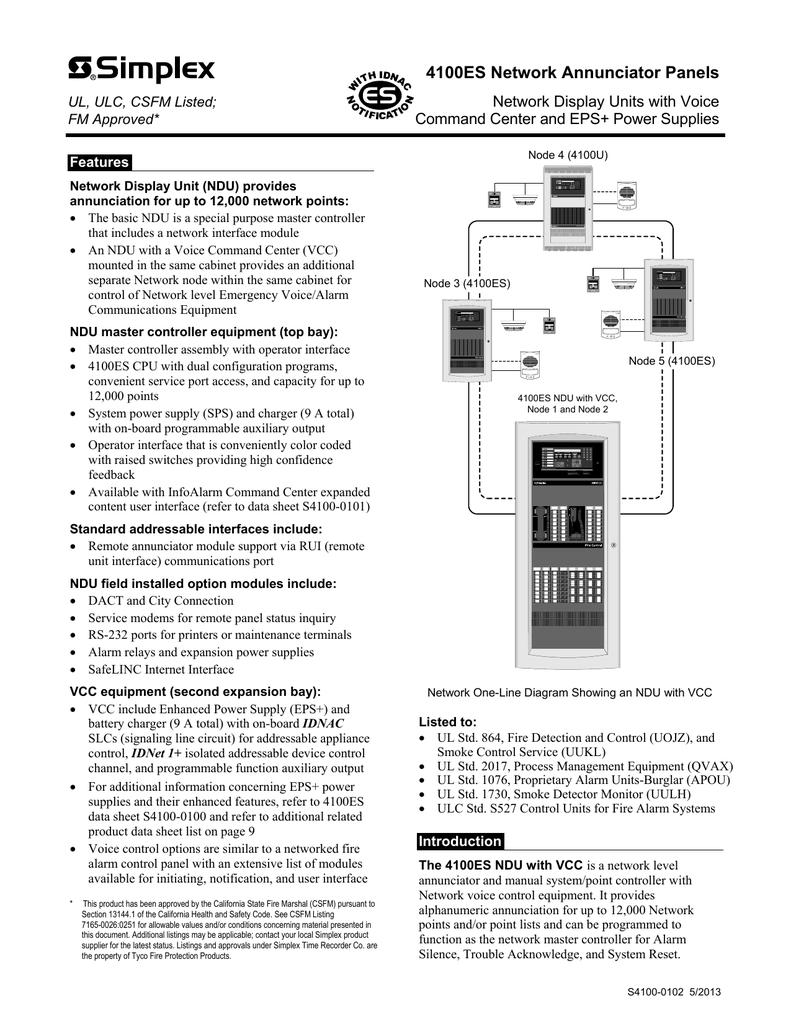 Simplex 4090