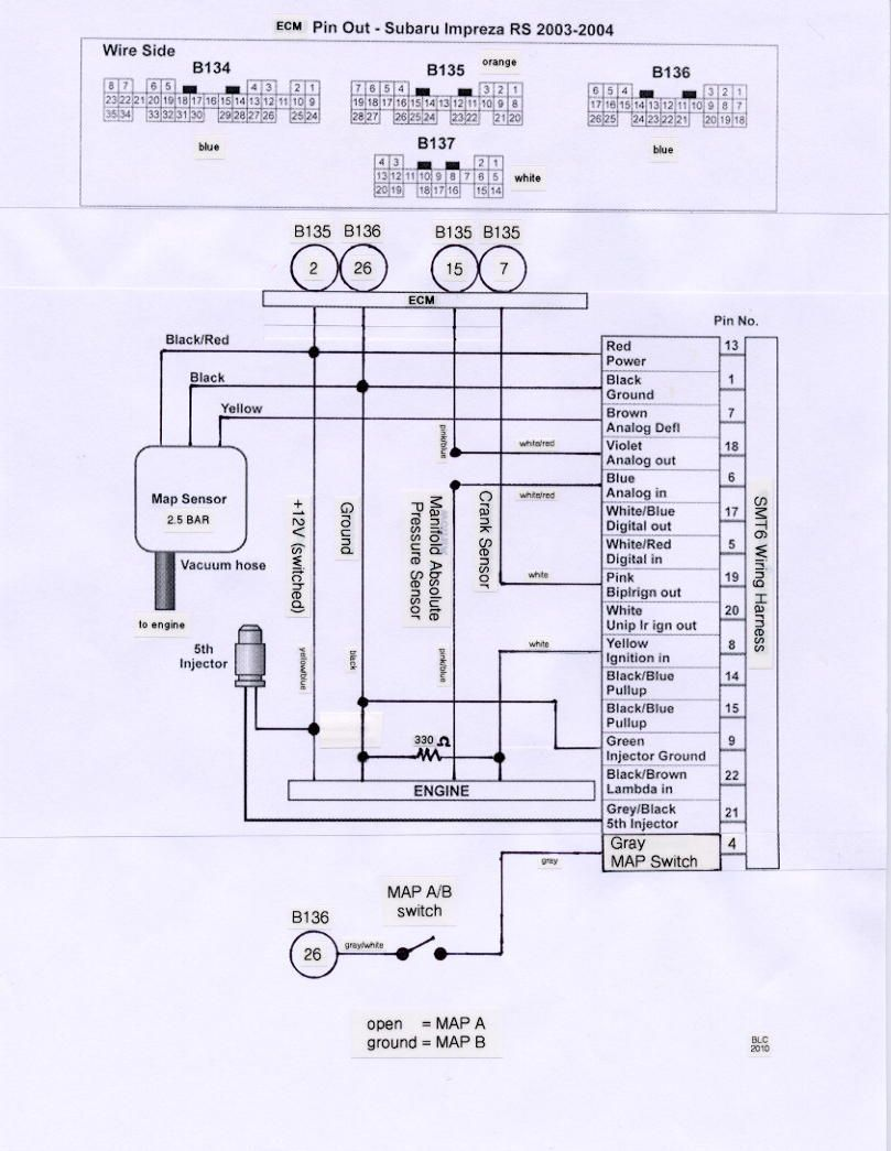 Smt6 Wiring Diagram