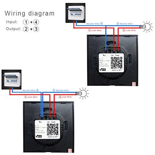 Sonoff Wifi Switch Wiring Diagram