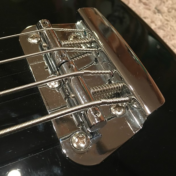 Squier Bronco Bass Pickup Wiring Diagram