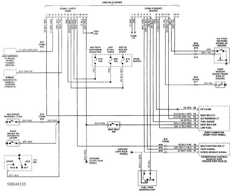 Srt 4 Tps Wiring Diagram