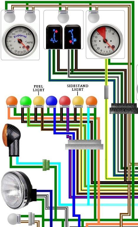 st1100 wiring diagram. Black Bedroom Furniture Sets. Home Design Ideas