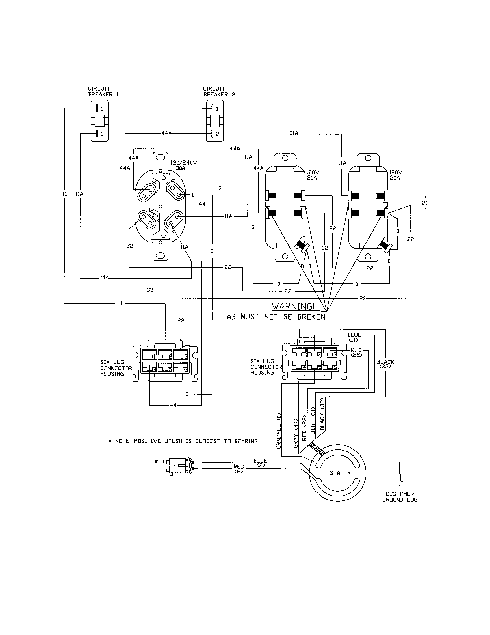 Champion Generator 9000 Wiring Diagram