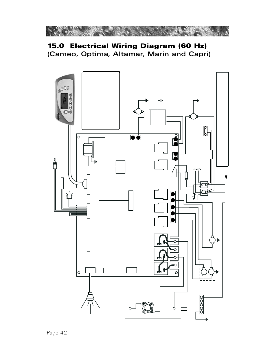 Sundance Spas Wiring Diagram