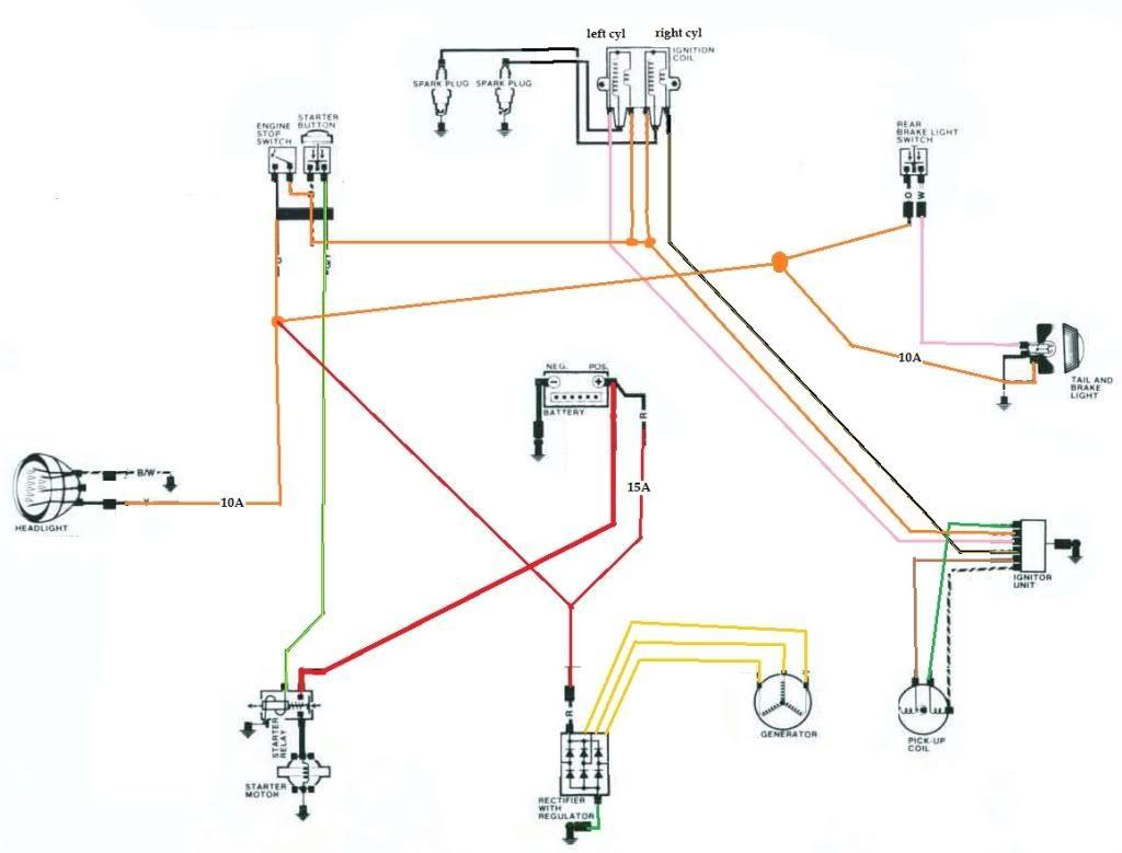 Stator Wiring Harness Diagram Get Free Image About Wiring Diagram