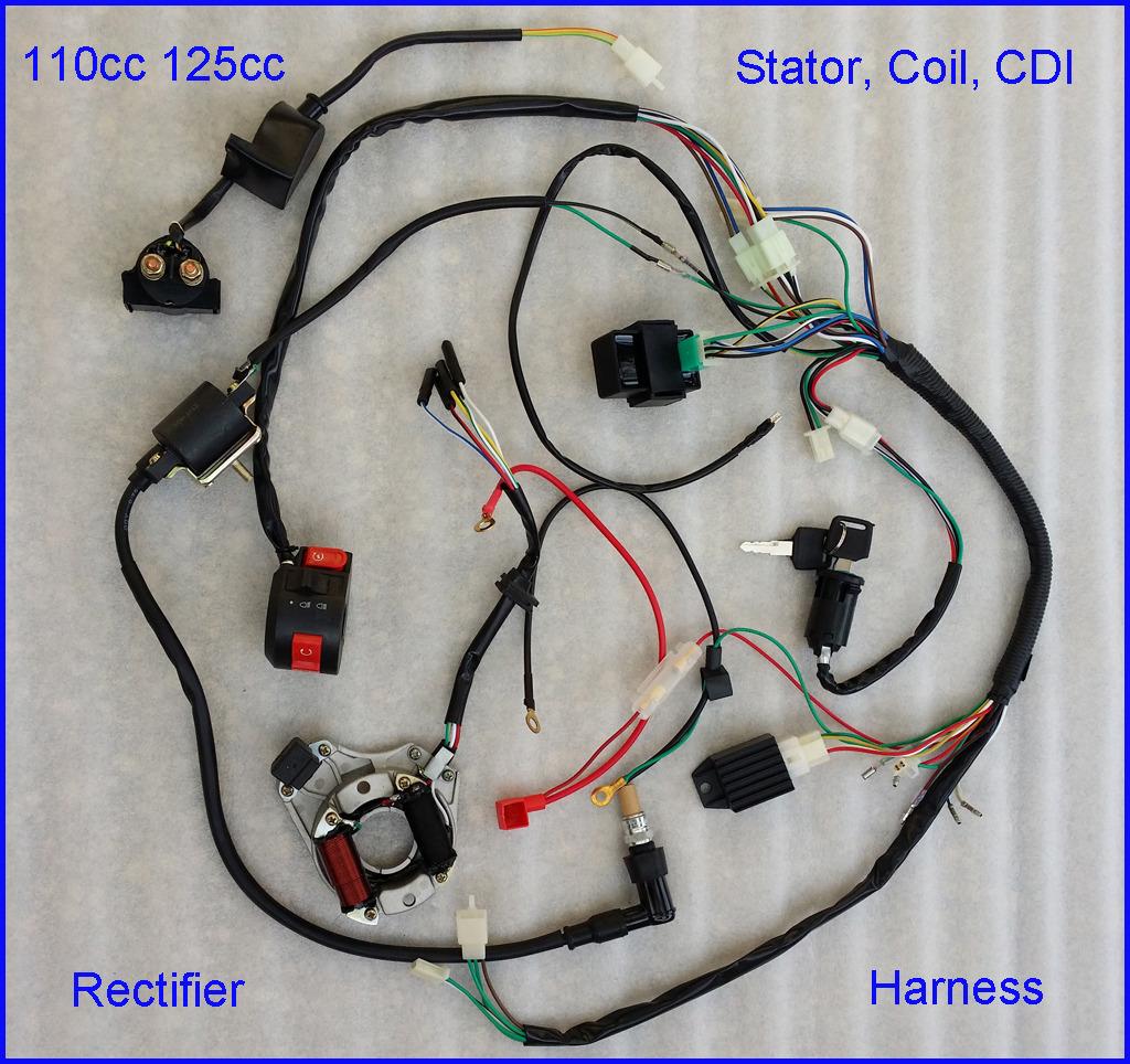 Tao Tao 125cc Go Kart Cdi Wiring Diagram