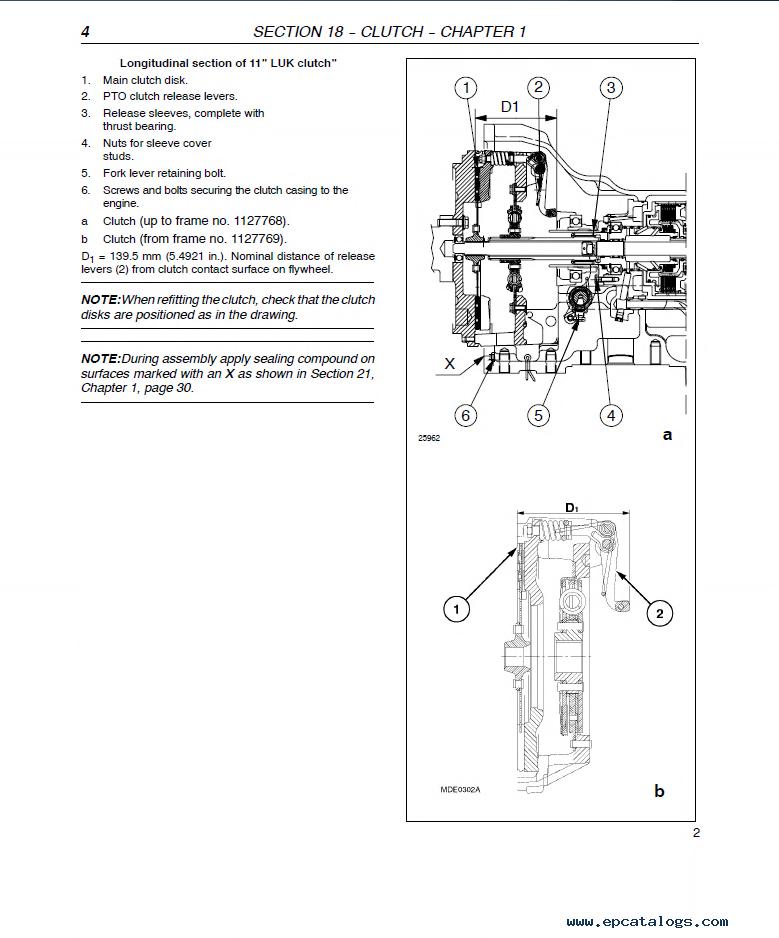 Tc45da Wiring Diagram on
