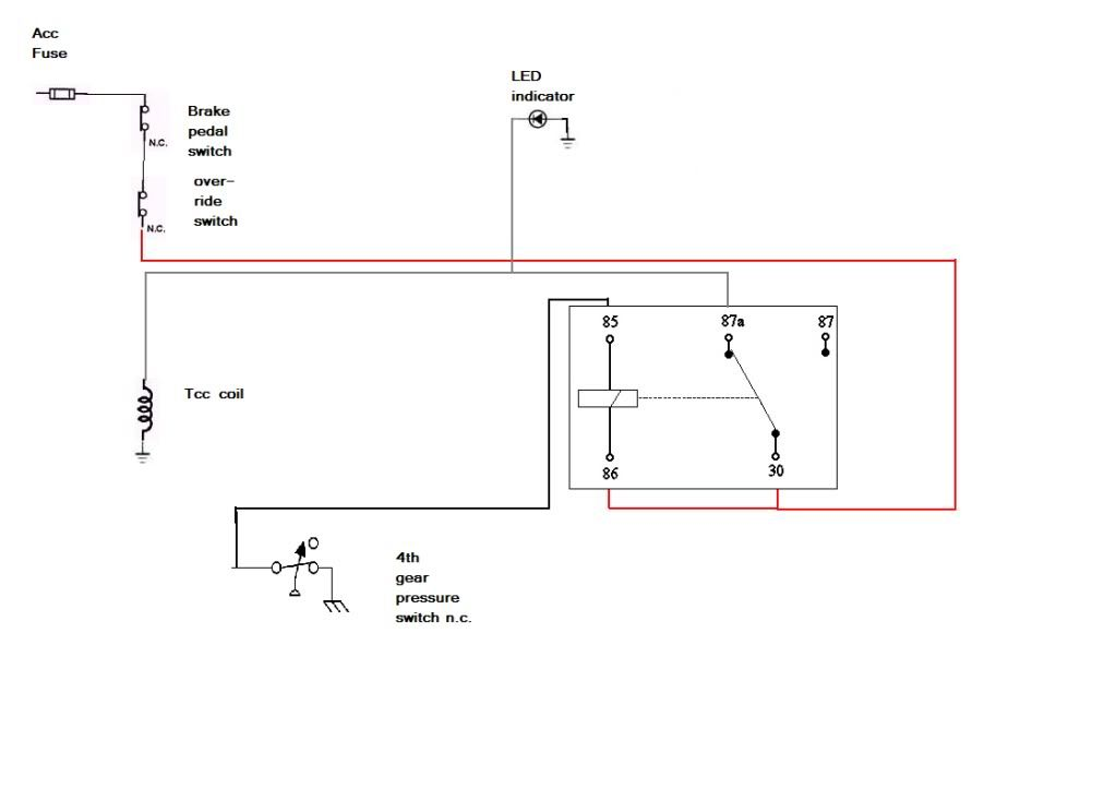 Tci Vacuum Lockup Switch Wiring Diagram