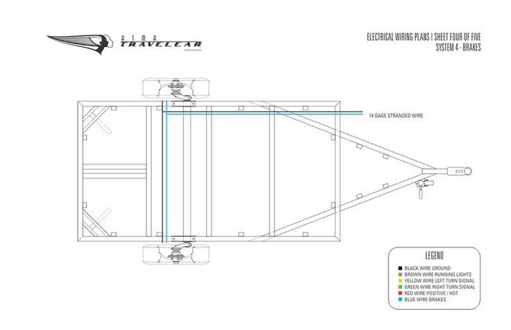 teardrop trailer wiring diagram