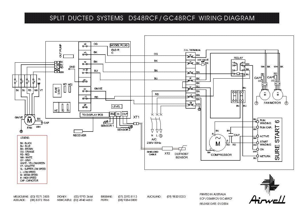 Diagram Wire Tempstarfort Full