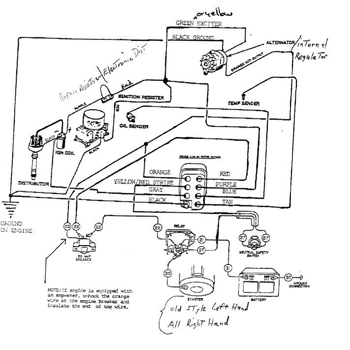 Tennant Centurion Wiring Diagram