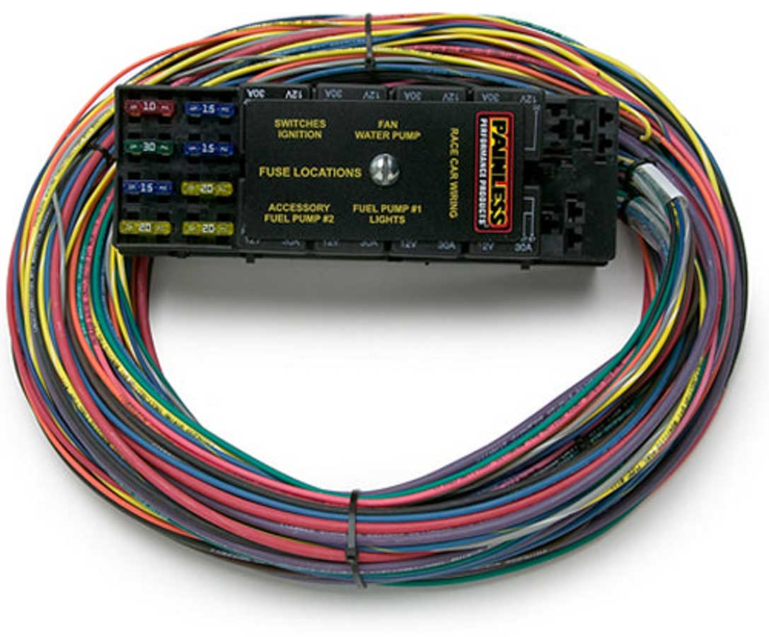 Tocado Wiring Diagram