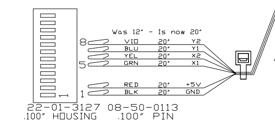 Trackball Wiring Diagram