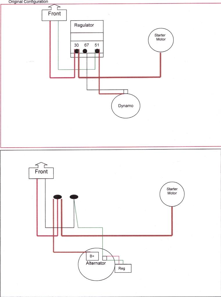 Tractor Dynamo Wiring Diagram