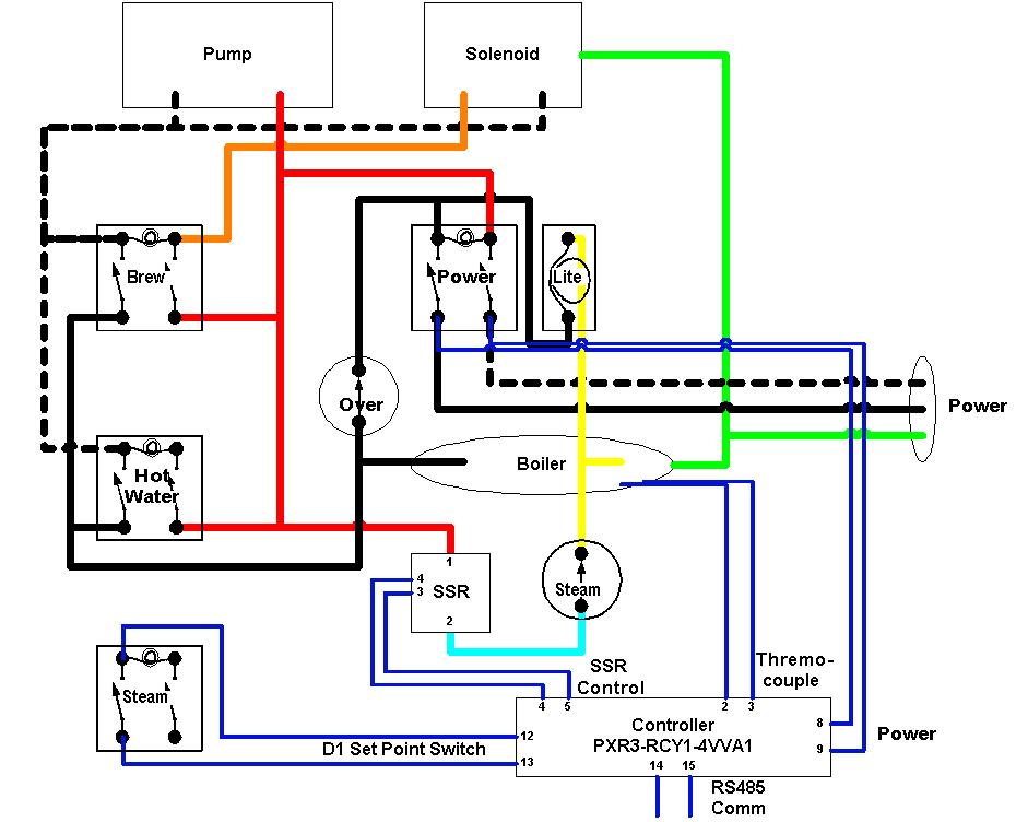 Traeger Wiring Diagram