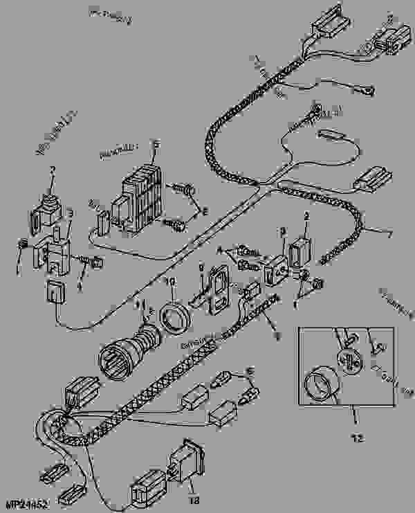 Trail Gator 4x2 Wiring Diagram