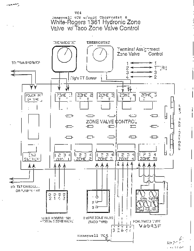 Trane Xe 1100 Wiring Diagram from wiringall.com