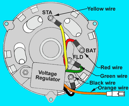 Transpo Voltage Regulator Wiring on ford external regulator to a cdc, ford voltage regulator, ezgo golf cart wiring diagram, ford electrical wiring diagrams, f150 voltage regulator diagram, 200 lincoln welder wiring diagram, ford alternator diagram, simple 12v voltage controller diagram, 12 volt wiring diagram, ford f100 chassis, basic harley wiring diagram, 1977 dodge truck wiring diagram, ford alternator with external regulator, charging system wiring diagram, ford alternator regulator wiring, ford alternator wiring hook up,