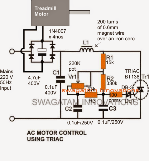 Treadmill Dcmd57 Control Board Wiring Diagram