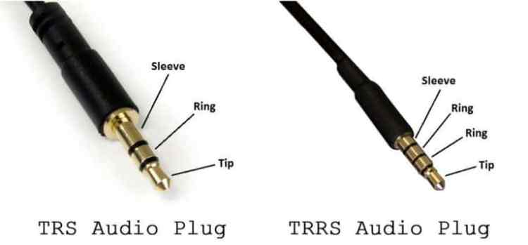 Trrs To Trs Wiring Diagram