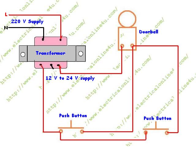 two-chime-doorbell-wiring-diagram-3  Chime Doorbell Wiring Diagram on for three wire, vintage nutone, dual chime, 2 bell connections, metering old, for 2 doors, 4 chime miami, heath zenith,