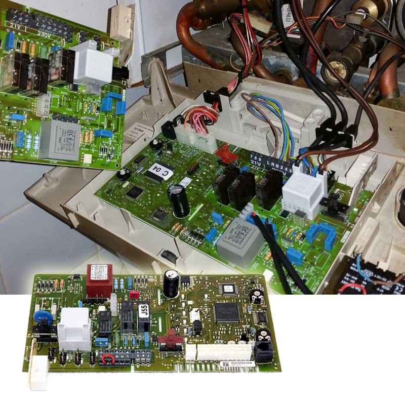 Vaillant Turbomax Wiring Diagram