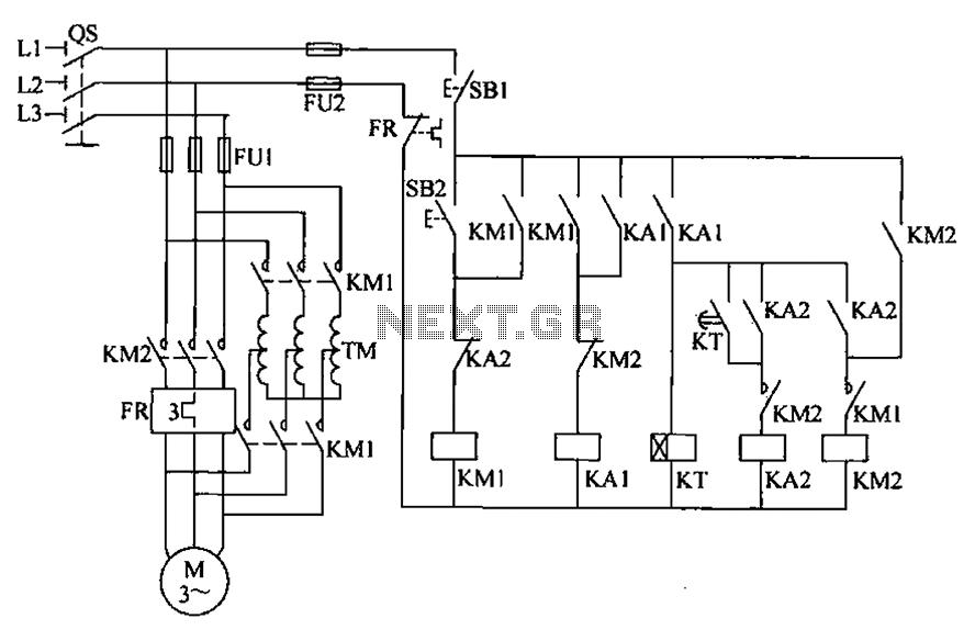 variac transformer wiring diagram
