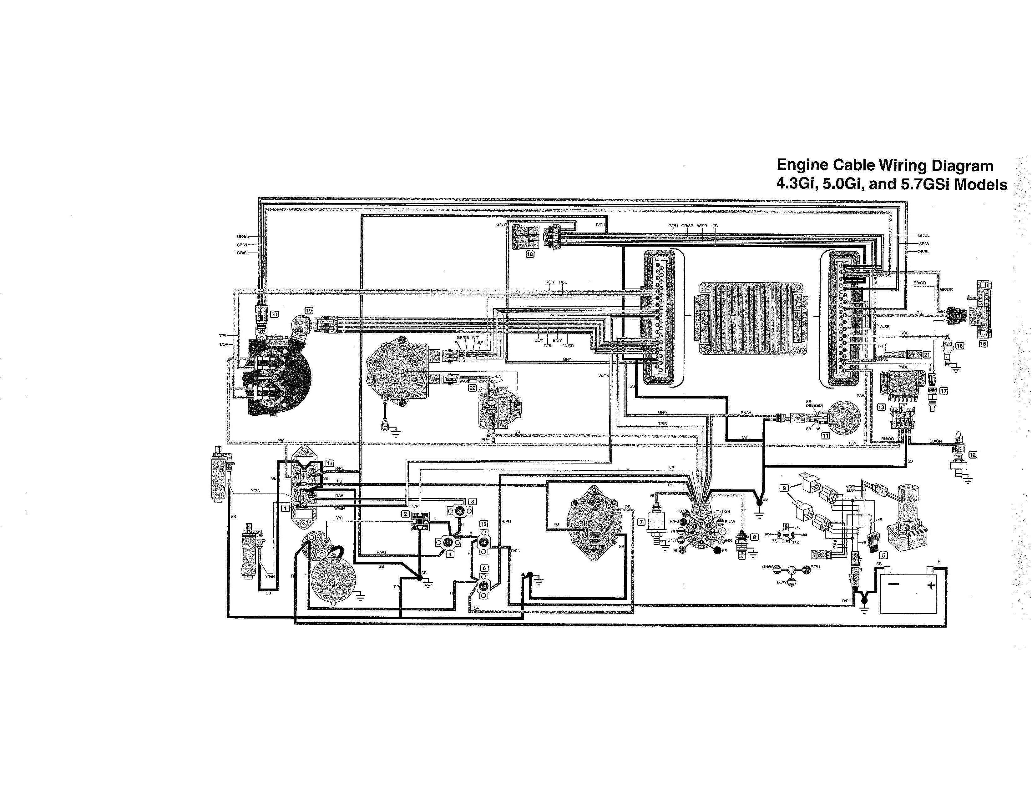 volvo penta fuel pump wiring diagram 4 3
