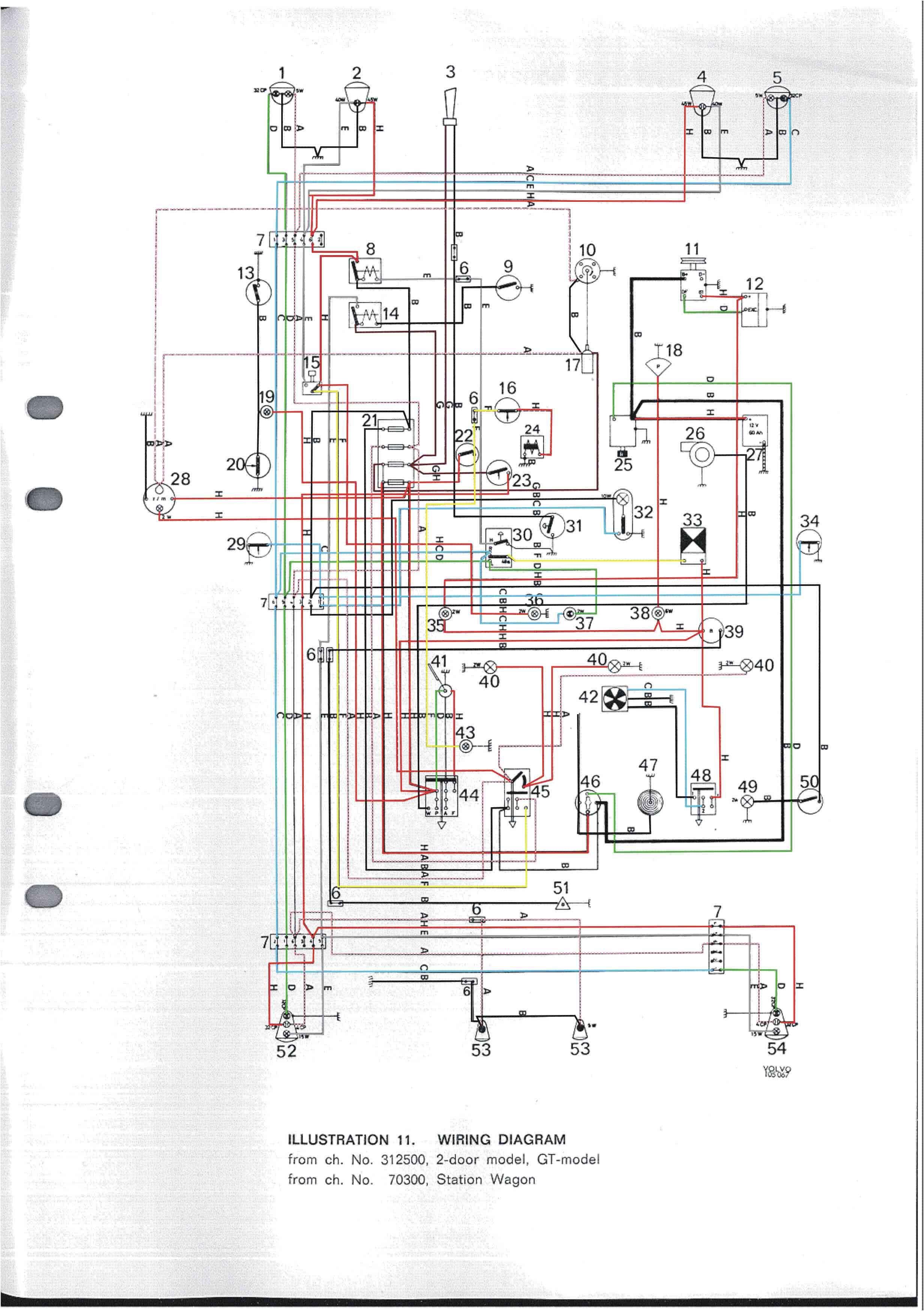 Volvo Penta Gxi Wiring Diagram