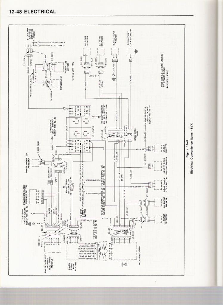 Vt Commodore Radio Wiring Diagram
