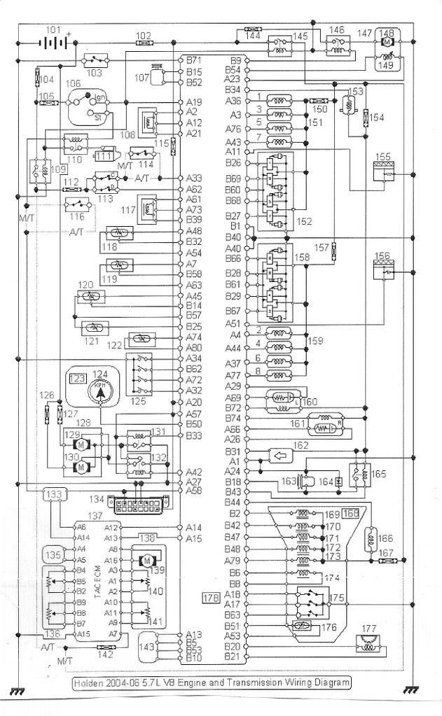 Vx Ss Stereo Wiring Diagram