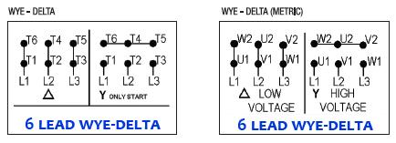 Weg 12 Lead Motor Wiring Diagram