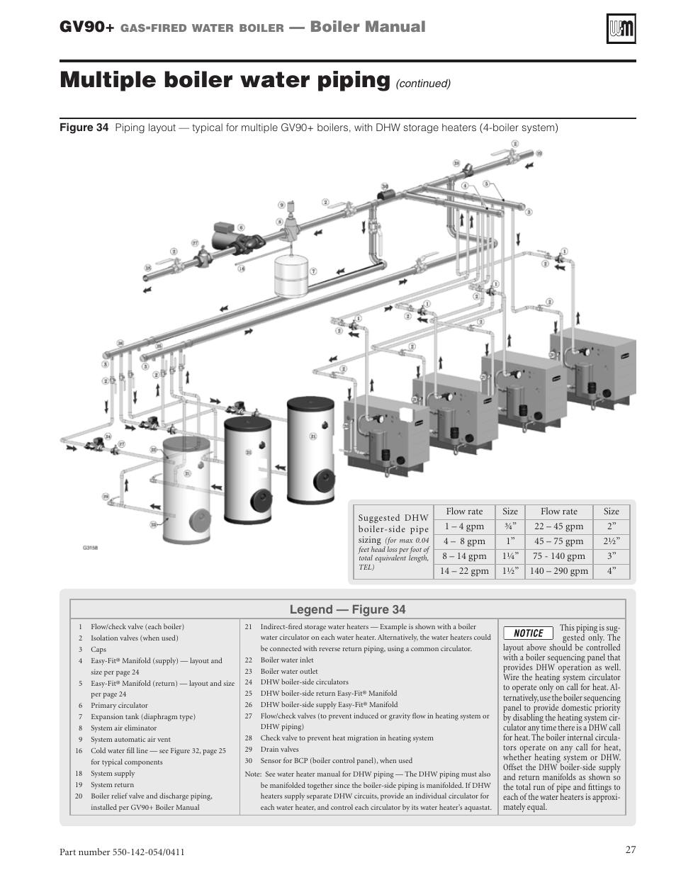 Weil Mclain Boiler Piping Diagram