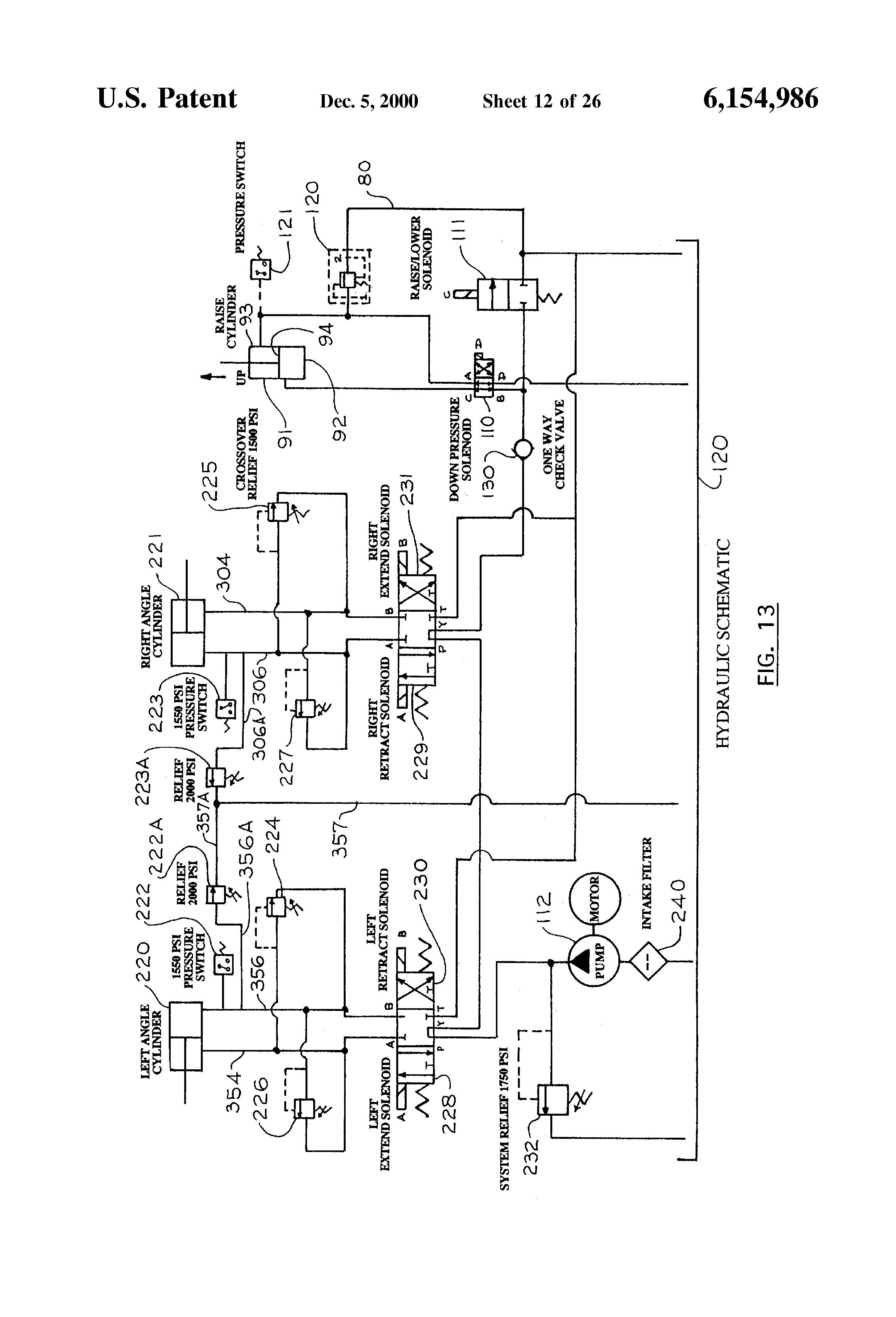 Western Plow Ultra Mount Wiring Diagram