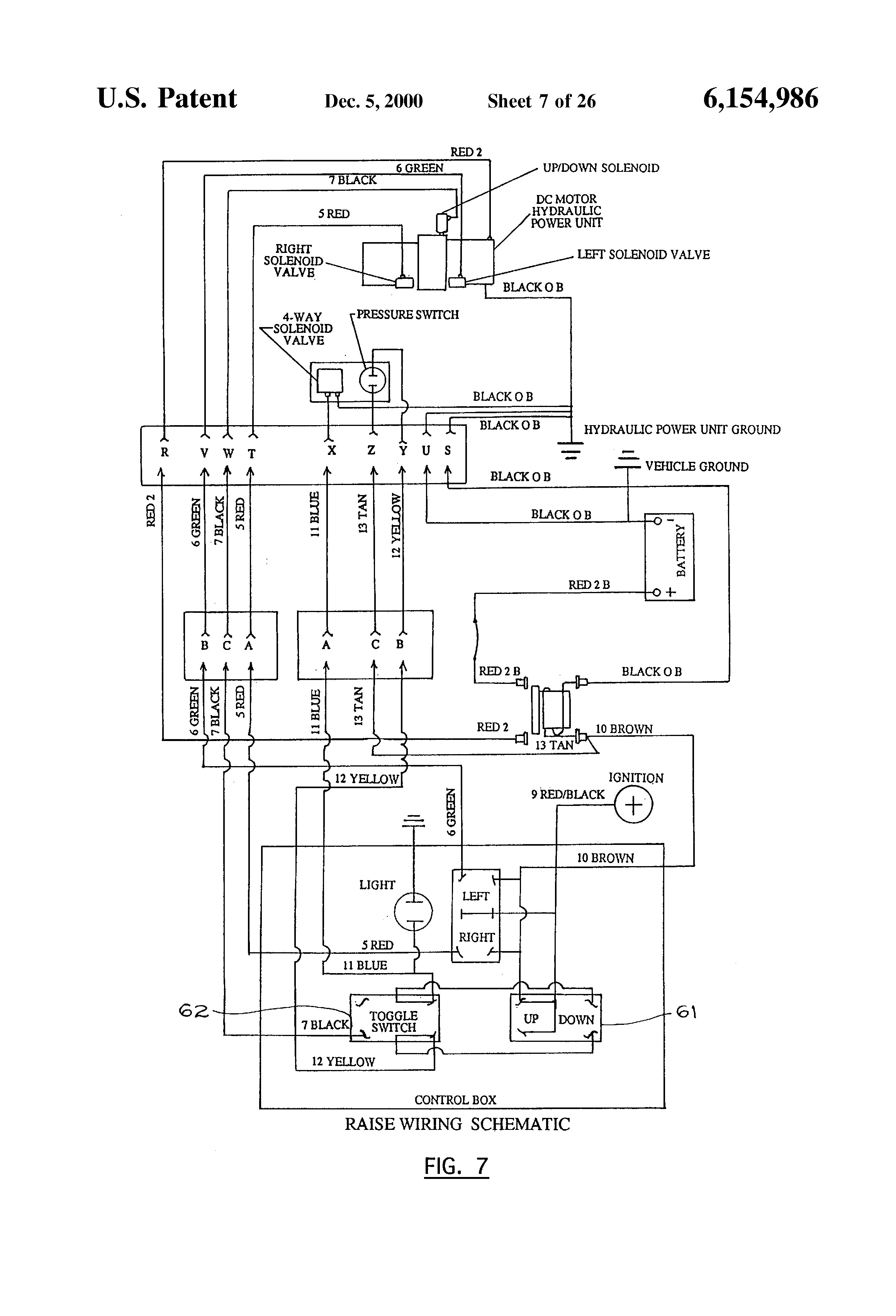 Western Plow Ultra Mount Wiring Diagram