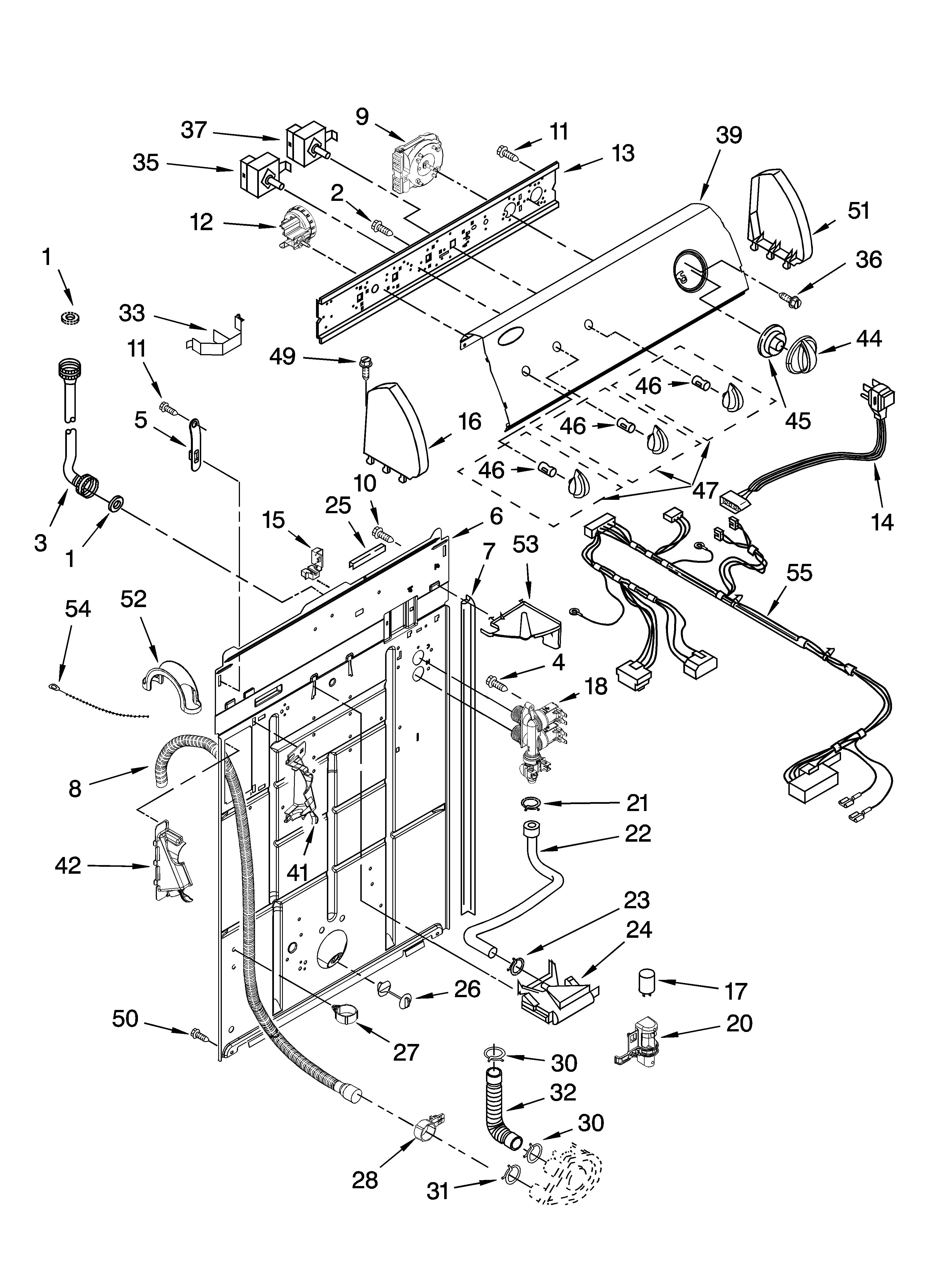 Whirlpool Cabrio Dryer Wiring Diagram