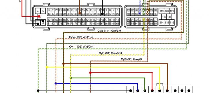 Wiring Diagram Ecu B5 S4